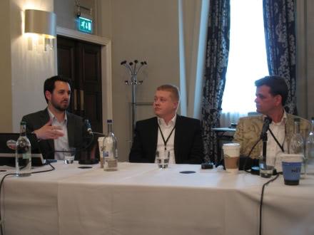 SMX London 2010 - SEO Ranking Factors: Rand Fishkin, Rob Kerry & Mikkel deMib Svendsen