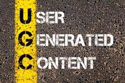 Käyttäjien tuottama sisältö - user generated content
