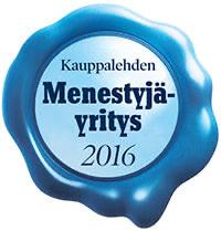 Menestyjä 2016