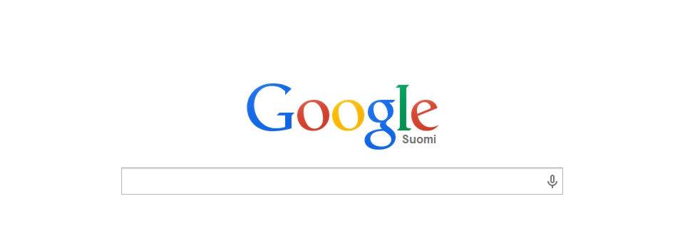 Google Suomi - Tulos Helsinki
