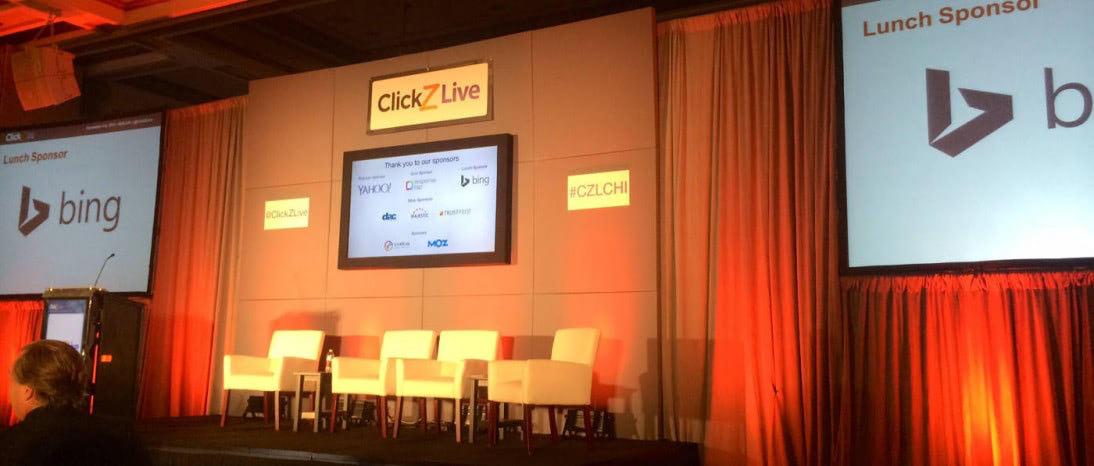 Clickz Live Chicago