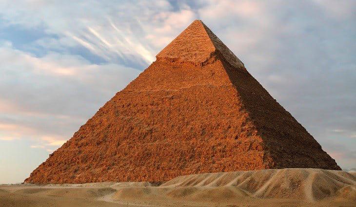 Gizan pyramidi. Kuva: Sculpies/iStockphoto