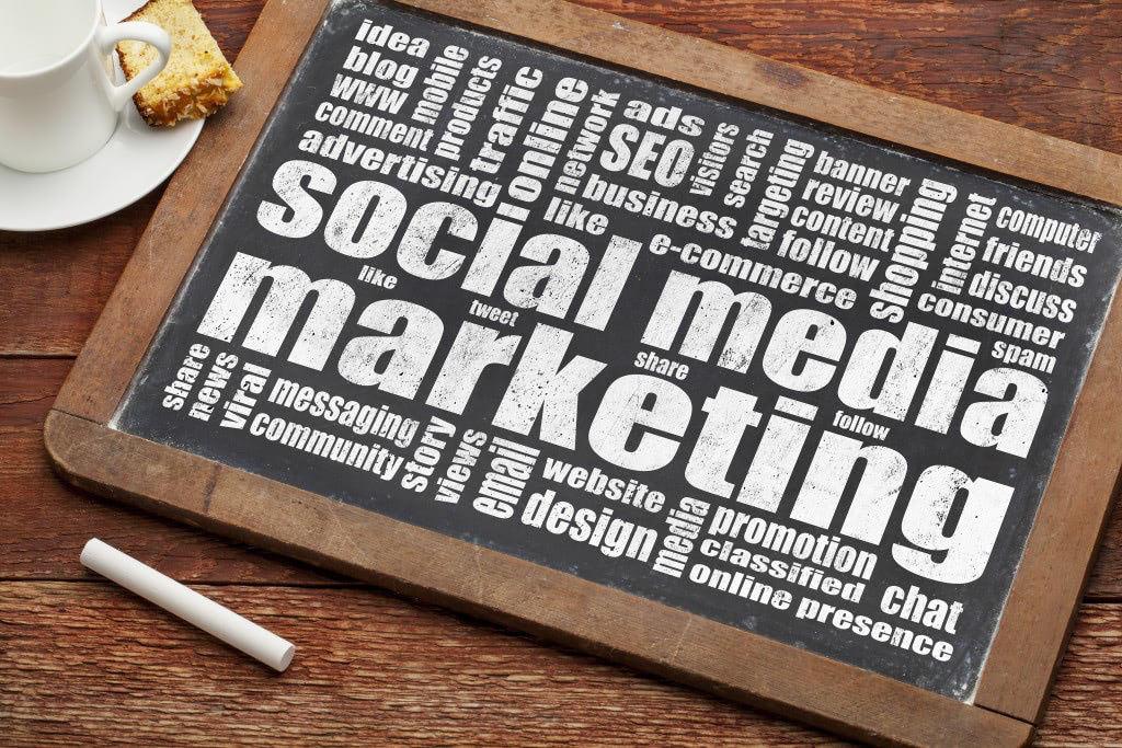 sosiaalisen median trendit