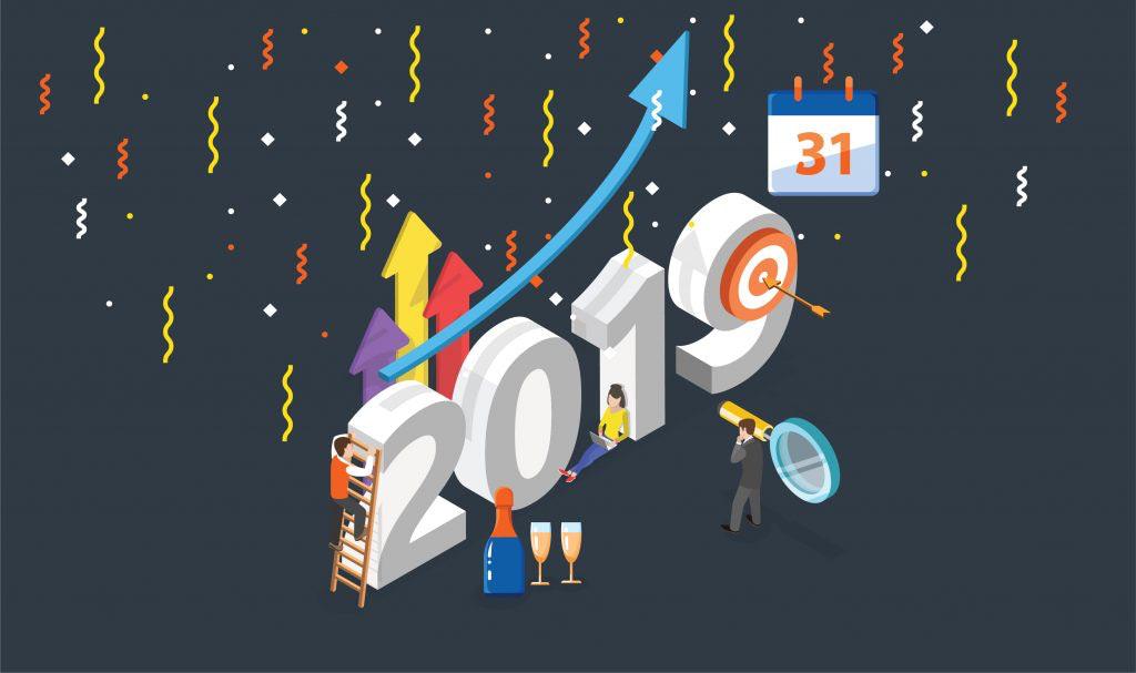 digimarkkinoinnin trendit 2019