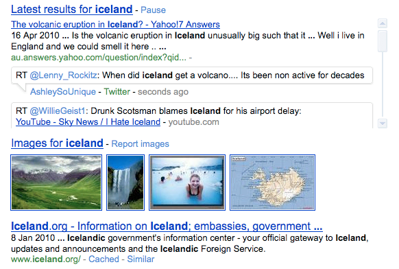 Iceland - lisää hakutuloksia