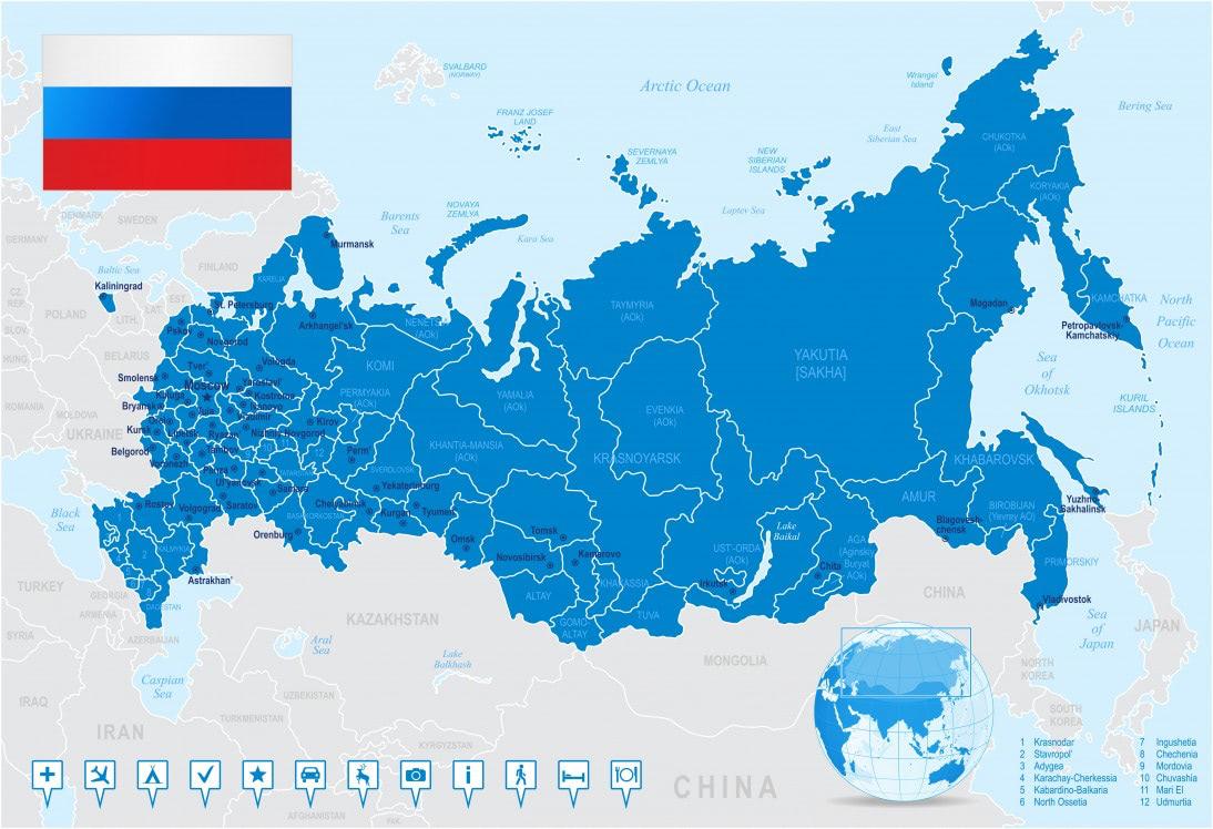 verkkomarkkinointi Venäjällä