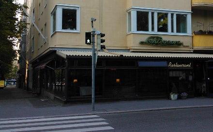 Ravintola Lehtovaara sijaitsee Töölössä.